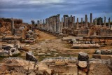Ancient city Of Perge, Turkey