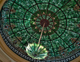Dome in District Court Room