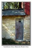 Minnesota Smoke House Door