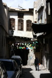 Streets of Old Town Damascus