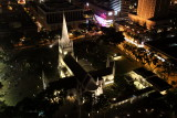 Church from above