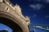 Cross the bridge ...