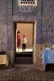 Doorway to the Harem