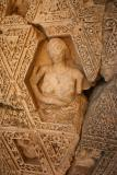 Reputed to be image of Cleopatra, Baalbeck