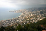 Jounieh from above