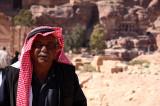 Bedouin man, Petra