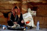 Bedouin lady