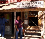 ME IN LUCKENBACH