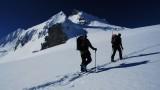 Skiing under the Tent  and Garibaldi