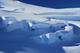 Ice Fall Under Garibaldi