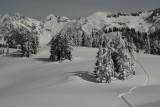 Diamond Head Backcountry Skiing