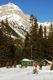 Bryant Creek Hut, Banff National Park