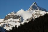Views of Mount Assiniboine