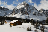 Assiniboine Lodge Cabins