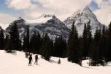 Assiniboine Pas Views
