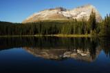 Wiwaxy Peaks, Lake O'Hara