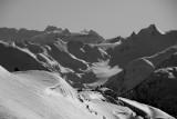 Russet Lake Ski Touring