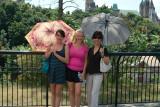 Mu, Ju and Ivy at Ottawa
