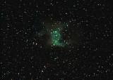 NGC 2359 Thor's Helmet - Upright Image