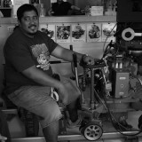 anthony, magnum dolly operator