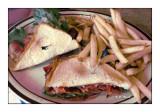 BLT sandwich - 3249