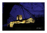 Collegiale St Martin by night - 5250