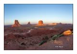 Kayenta - Monument  Valley - 4020