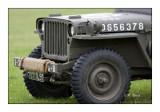 La Ferté Alais 2008 - WWII Jeep - 1909