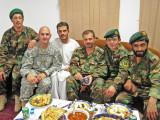 Dinner With Afghan General