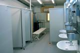 Bathroom at Anzio Inn
