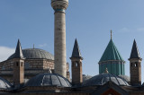 Konya At or near Mevlana Museum 2010 2546.jpg