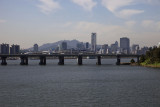 Seoul, Han river