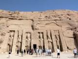 The Temple of his queen, Nefertari