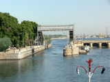 This is the old non-working lock at Esna