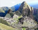 The Classic Picture of Machu Picchu