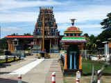 The Largest Hindu Temple in the South Pacific