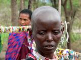 Maasai Woman - Tanzania