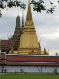 Wat Phra Kaew & Grand Palace.  Also known as the Temple of the Emerald Buddha,