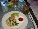 lunch time at Na Pra Lan Restaurant