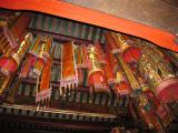 Chinese Temple, San Jao Sien Khong in Chinatown