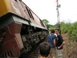 oops, train off tracks