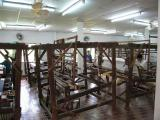 Thailand's longest-established factory for hand woven silk built upon a thousand year tradition of fine craftsmanship.