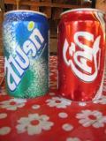 sprite  coke