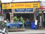 I had the Aussie Breakfast at the Aussie Cafe and it was delicious