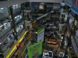 several floors of electronic stuff