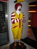 Ronald McDonald in Bangkok Thailand