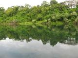 boat ride on Chiaw Lan Lake   165km at its longest point