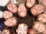circle of faces