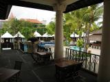 Hard Rock Hotel Pool area in Bali
