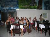 out to eat at Indo National, Legian Bali